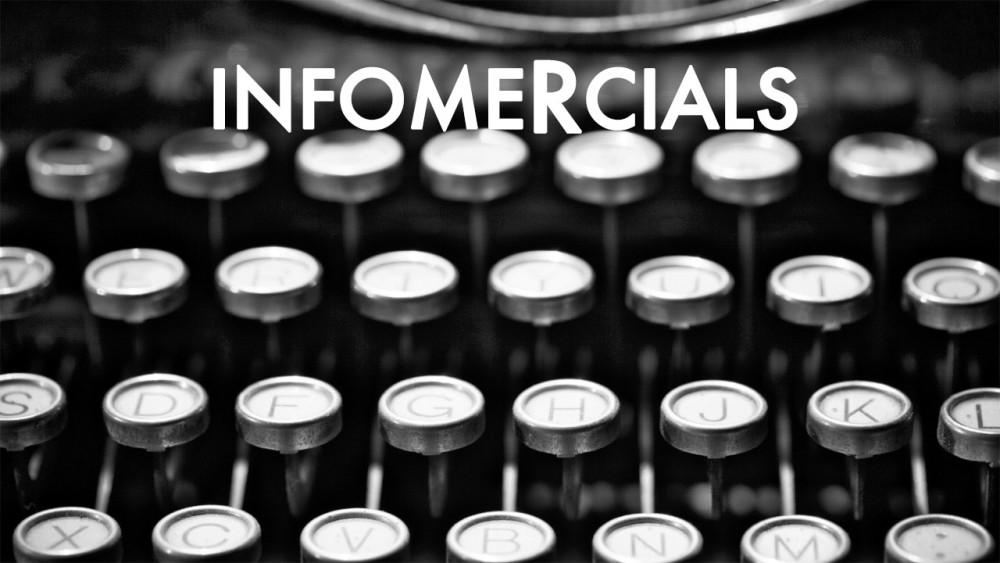Infomercials & PSAs